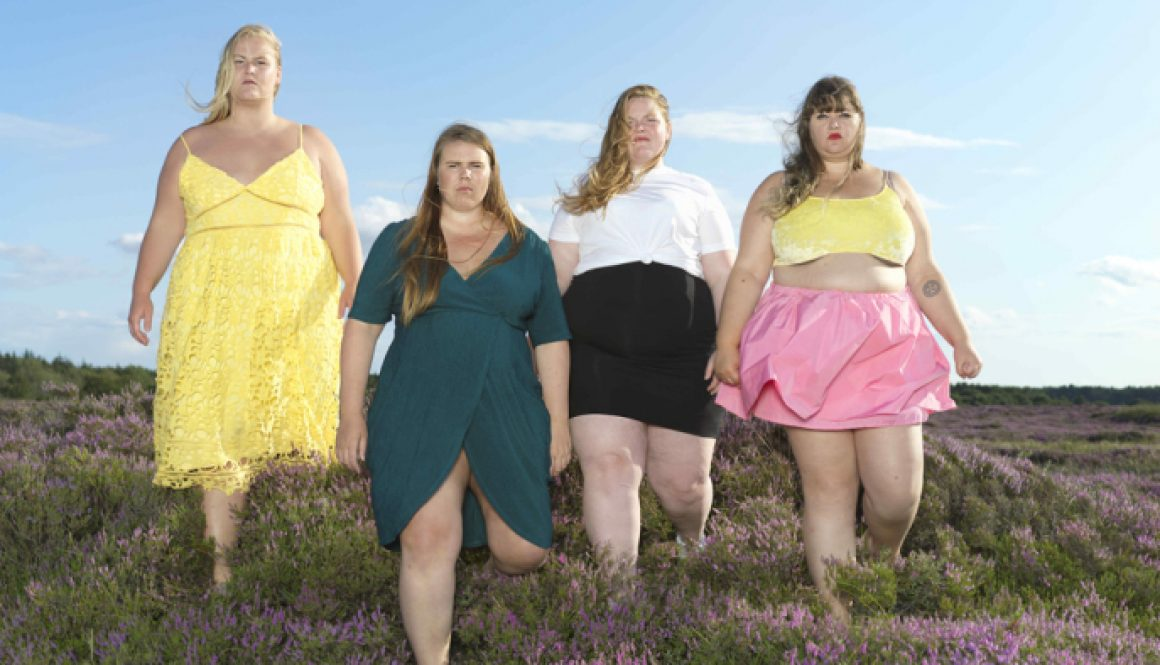 'Fat Front' and the Battle for Plus-Size Women: 'We Need to Love Ourselves'