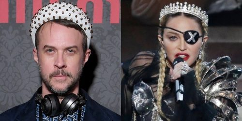 Fischerspooner's Casey Spooner Says Madonna Didn't Pay or Credit Him for Madame X Song
