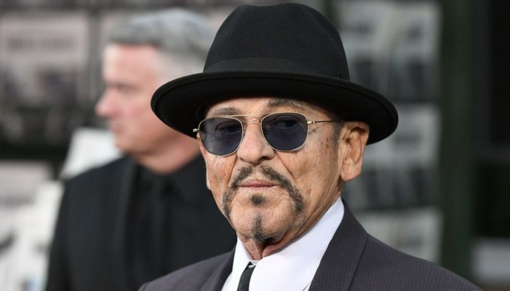 Joe Pesci Announces New Album Still Singing