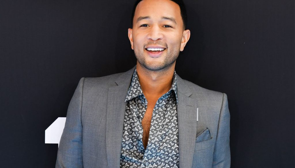 John Legend Lends Support as Florida Felons Get Vote Rights