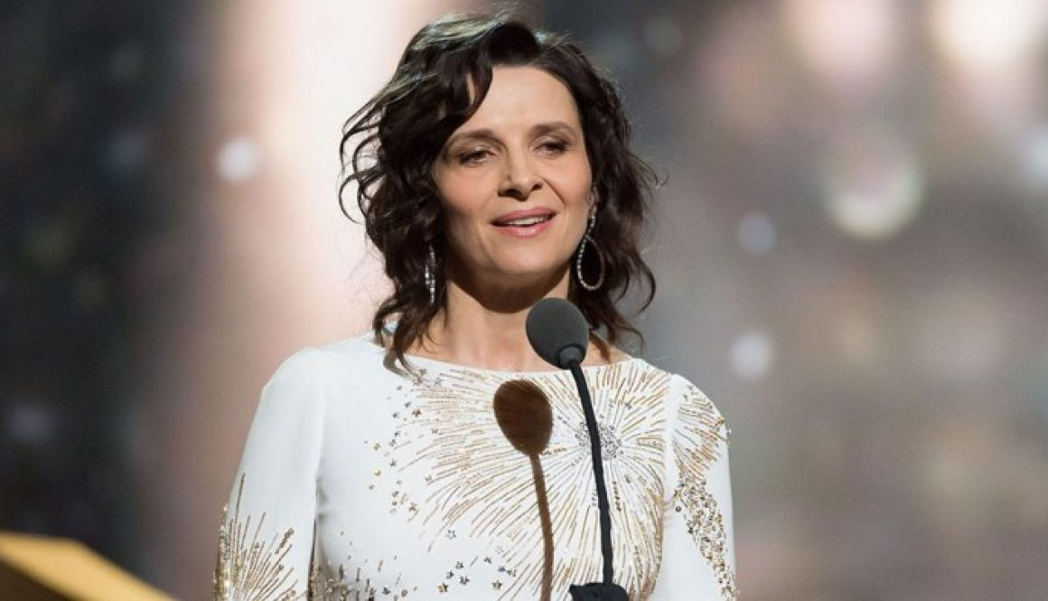 Juliette Binoche Joins Macao Festival's Talent Array