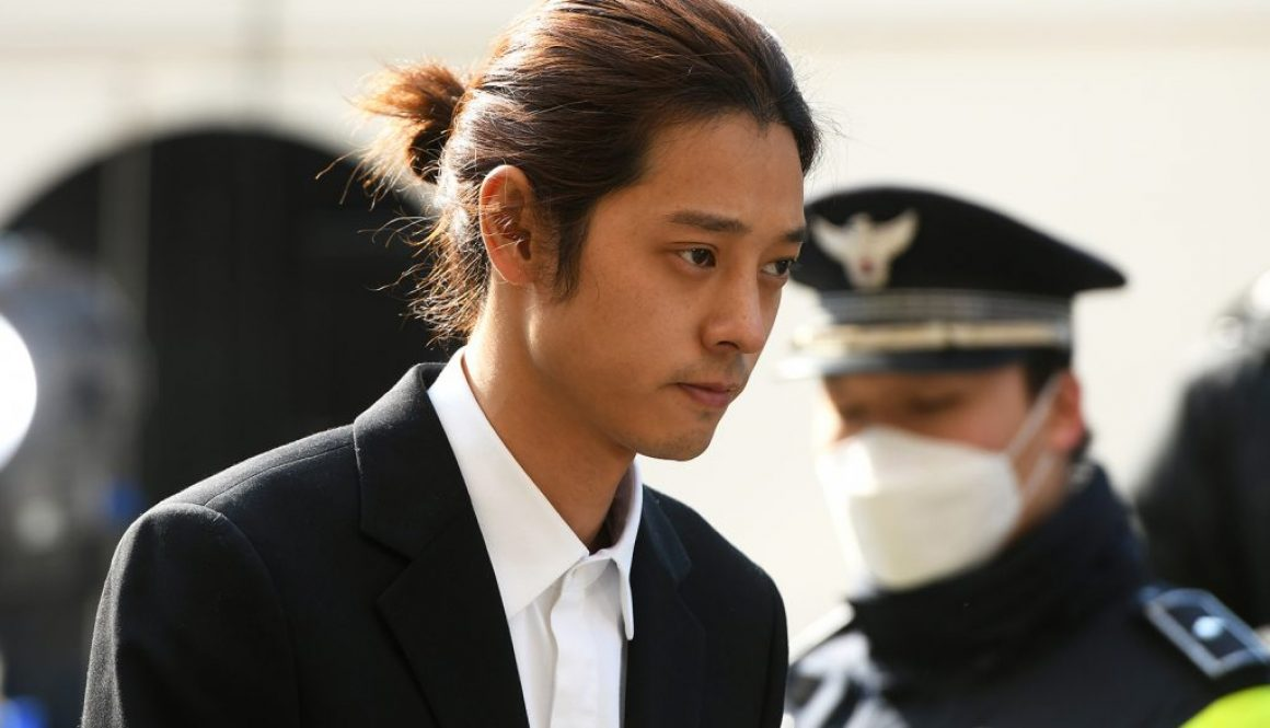 K-Pop Singers Jung Joon-Young and Choi Jong-Hoo Sentenced to Prison in Illicit Sex Case