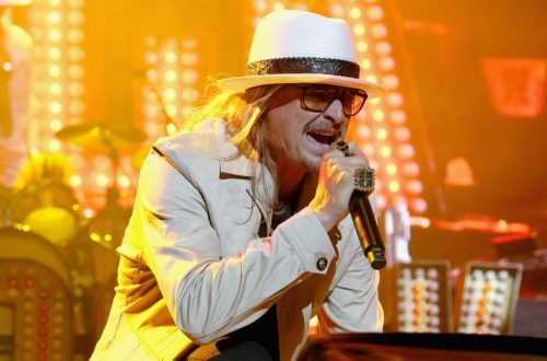 Kid Rock Removed From Stage Following Tirade Against Oprah