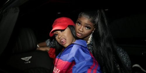 "Listen to City Girls' New Song ""You Tried It"""