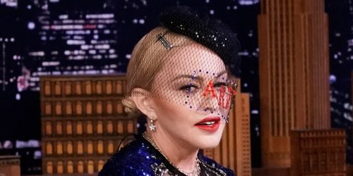 Madonna Cancels Tour Dates on Doctor's Orders