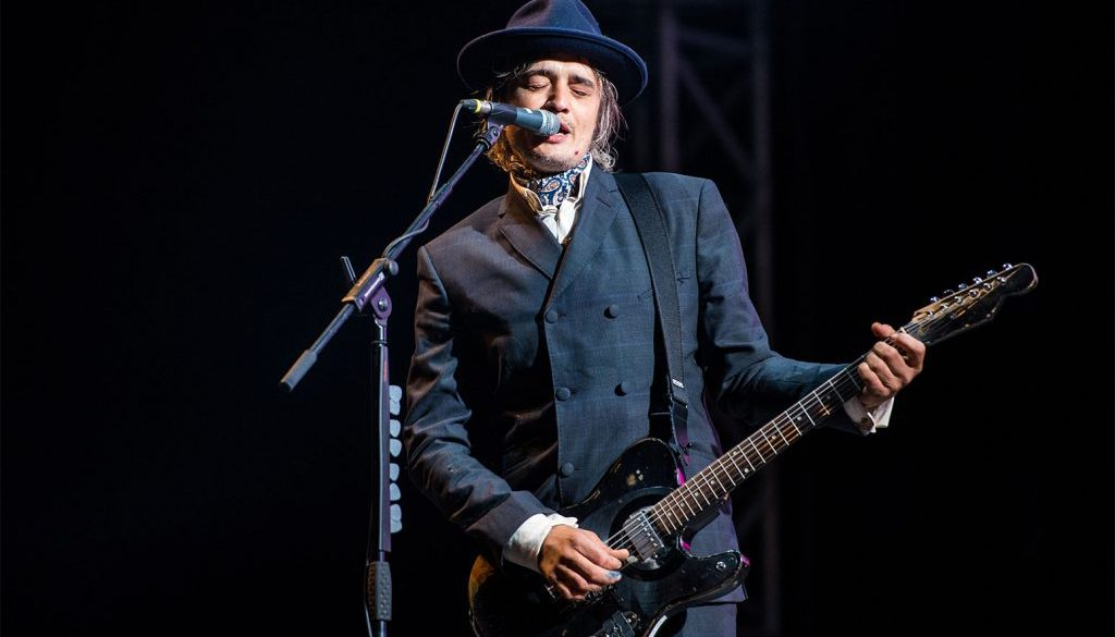 Pete Doherty Detained In Paris Over Drug Bust