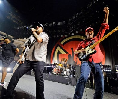 Prophets of Rage Announce Split