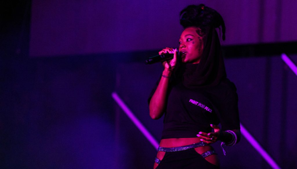 Summer Walker Brings Out Jhene Aiko and Usher at Sold-Out Los Angeles Show