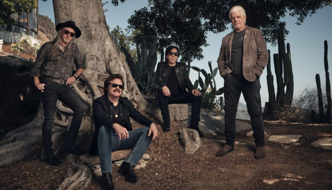 The Doobie Brothers Set 50th Anniversary Tour of North America