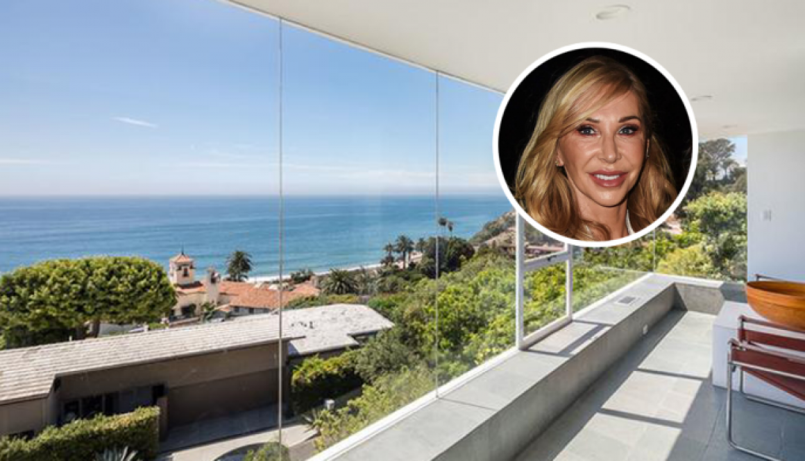 Billionaire British Heiress Scoops up L.A