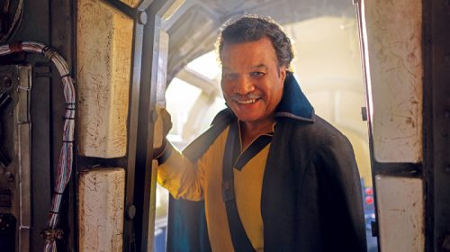 Billy Dee Williams on Getting Back Into Lando's Cape for 'The Rise of Skywalker'