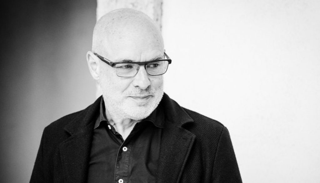 """Brian Eno Shares New Song """"Everything's on the Up With the Tories"""": Listen"""