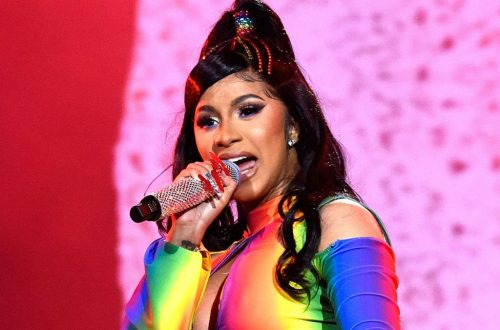 Cardi B Twerks Her Way to First African Performance