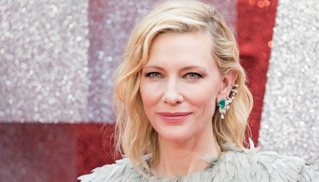 Cate Blanchett Says Drama Needs to Be 'Challenging and Impolite and Provocative'