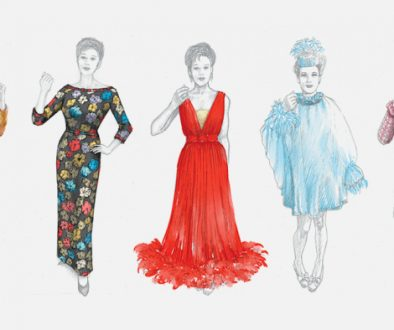 Costume Designer Jany Temime Looked to the Colorful Past For 'Judy'