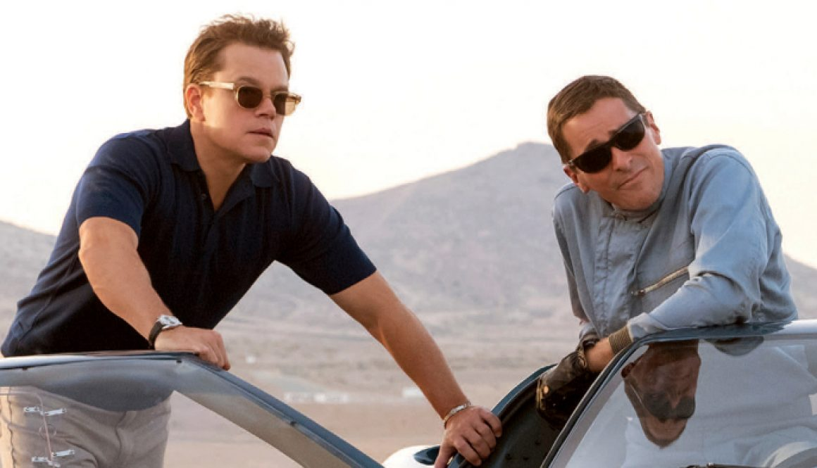 'Ford v Ferrari' Zooms Past $200 Million at Global Box Office