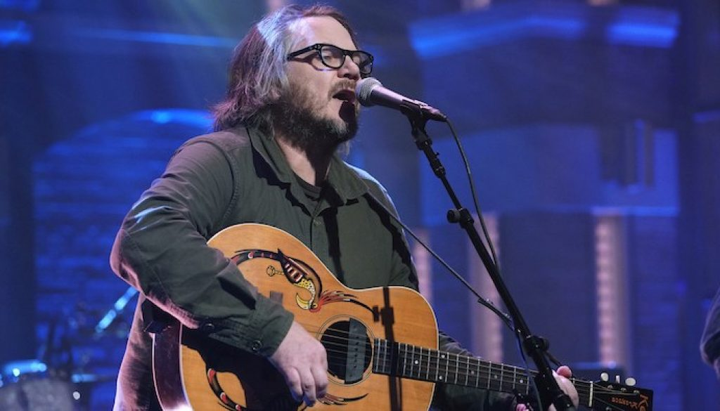 Jeff Tweedy's Chicago Home Hit by Gunfire