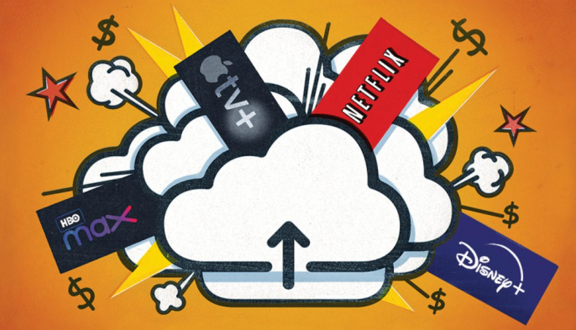 Madison Avenue Tries to Pick a Winner in TV's Streaming Wars