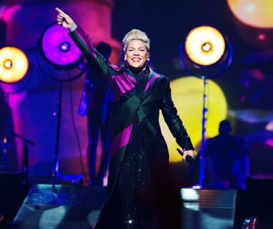 P!nk Let It Go and Totally Shaved Her Head: See the Pic