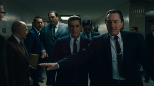 'The Irishman' Nabs 17.1 Million U.S