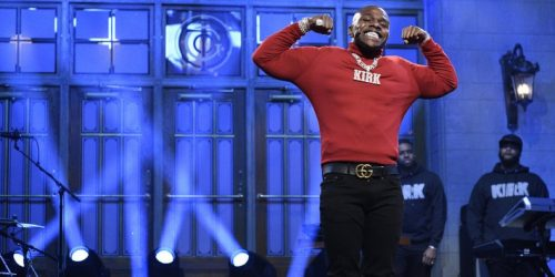 "Watch DaBaby Peform ""BOP"" and ""Suge"" on SNL"
