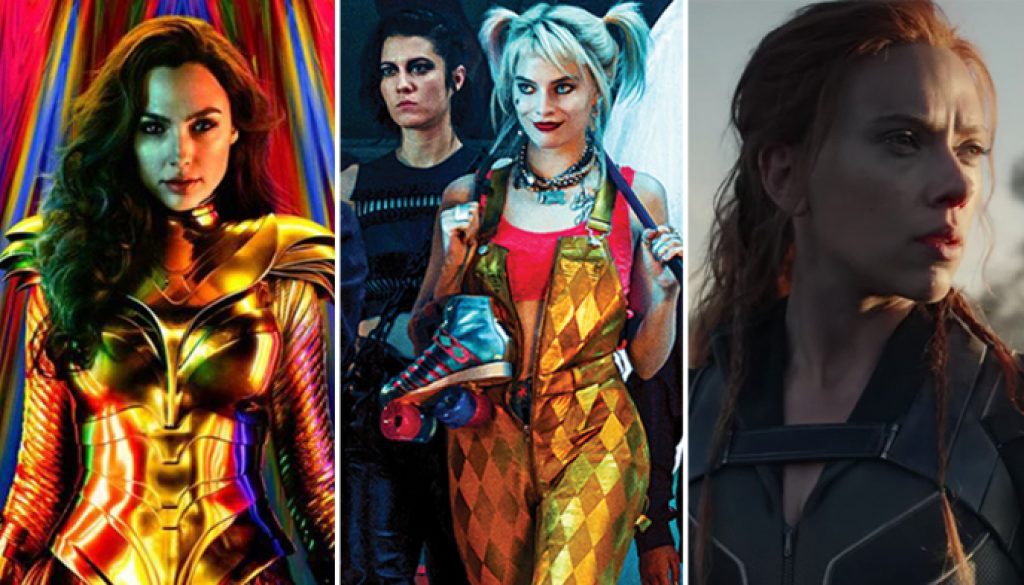 Women Will Direct Four Major Superhero Movies in 2020, and Hollywood May Never Be the Same