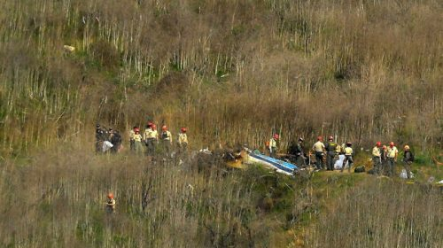 All Nine Bodies Recovered From Kobe Bryant Helicopter Crash Site