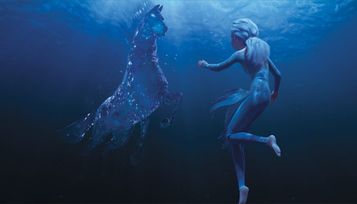 'Frozen 2' VFX Pros on How They Iced the Challenge of Animating Water