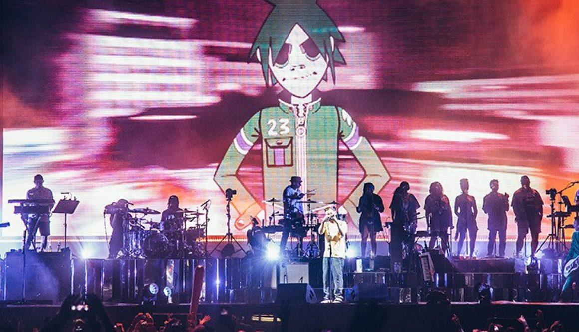 "Gorillaz Share New ""Song Machine Theme Tune"": Listen"