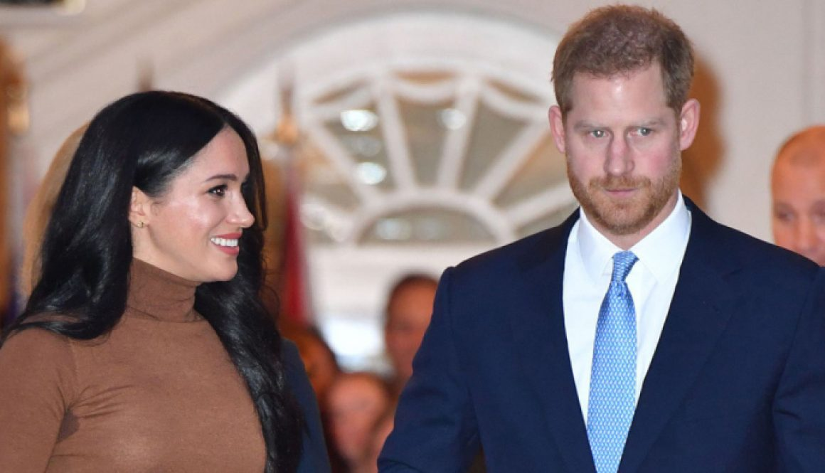 Harry and Meghan Will Give Up Royal Titles, Repay U.K