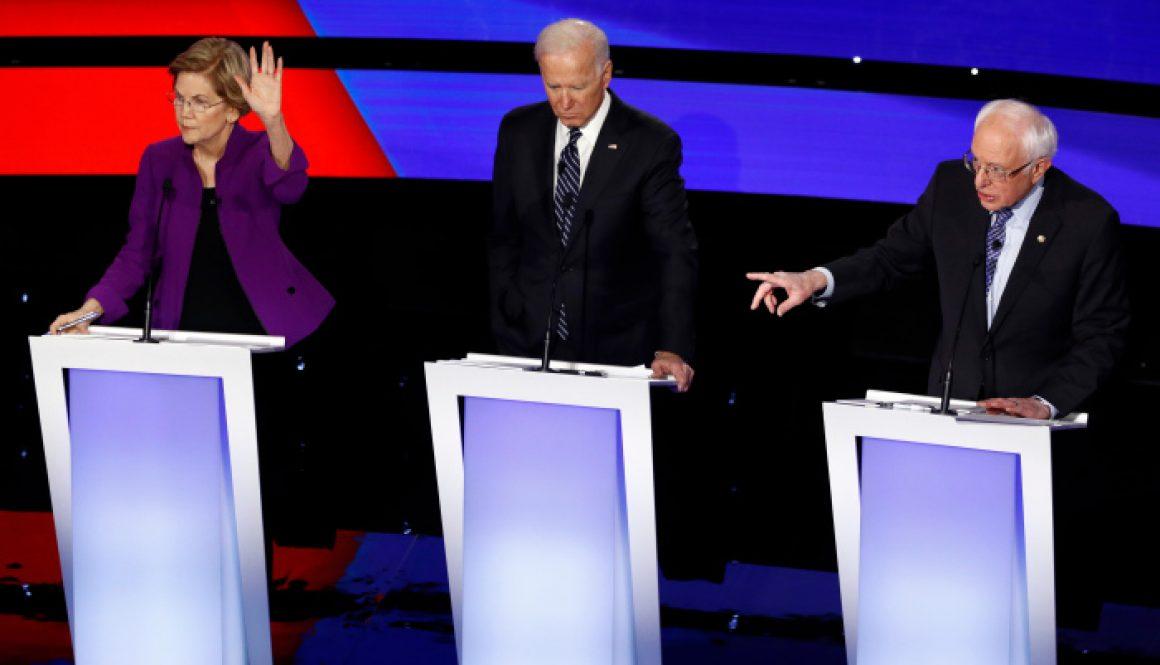 Seventh Democratic Debate Draws 7
