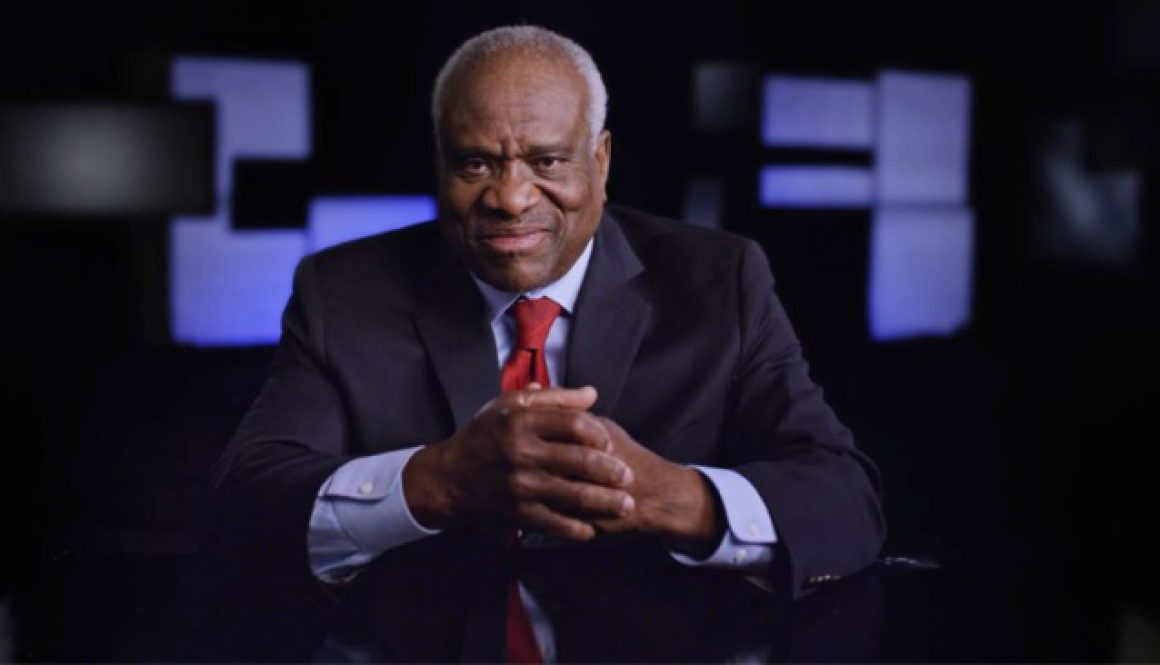 'Created Equal: Clarence Thomas in His Own Words': Film Review