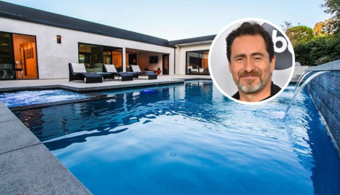 Demian Bichir Goes Modern in L.A