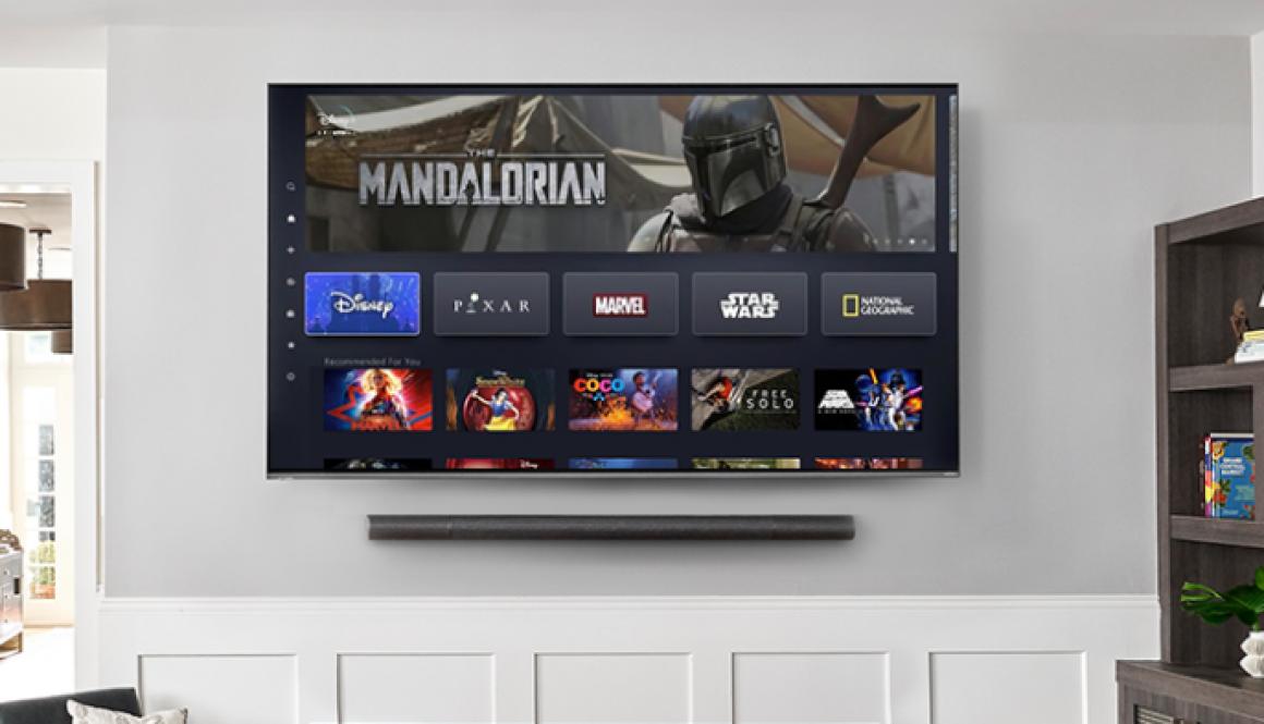 Disney Plus Is Now on Vizio Smart TVs in Native App