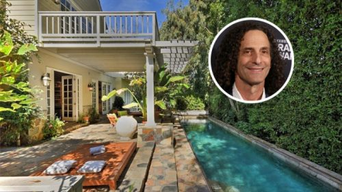 Kenny G Re-Lists in Studio City at Lower Price