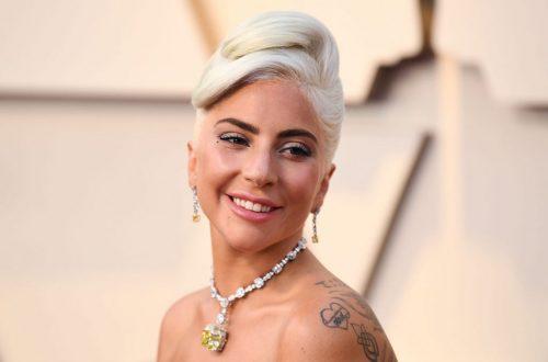 Lady Gaga Shares Cozy Valentine's Day Pic With New Boyfriend Michael Polansky