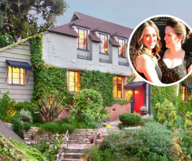 Lauren Pomerantz, Elizabeth Higgins Clark Buy Los Feliz Storybook Tudor