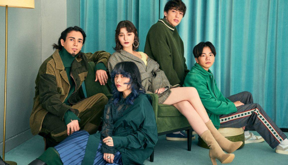 Meet FAITH, the Next-Gen Band Symbolizing J-Pop's Expanding Diversity