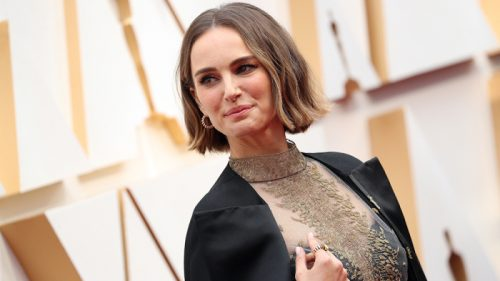 Natalie Portman Responds to Rose McGowan's Criticism of Her Oscar Dress