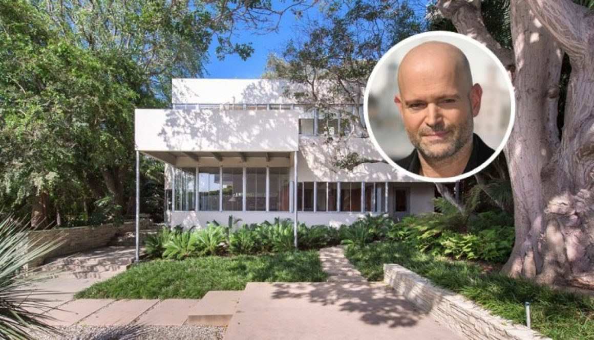 Neutra's Iconic Sten-Frenke House Listed by Filmmaker Marc Forster