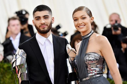 Stay Calm, Gigi Hadid Confirmed She & Zayn Are Back Together