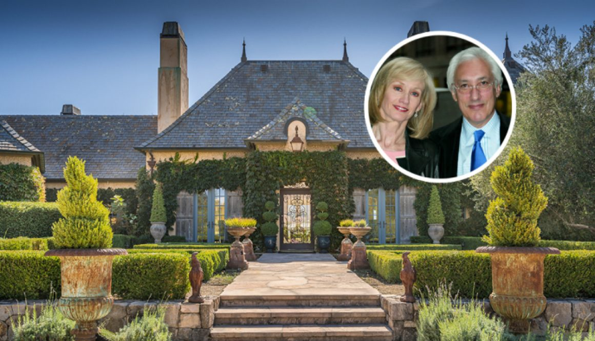 Steven Bochco's Napa Valley Retreat Comes to Market at $8