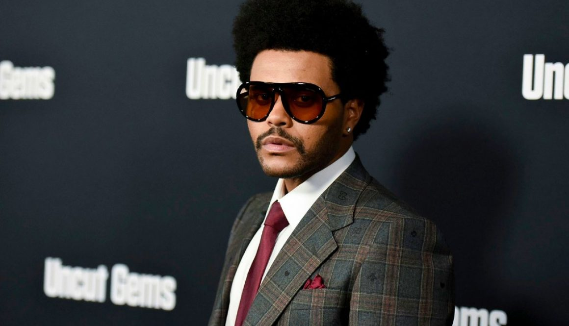 The Weeknd Thanks Jim Carrey for the 'Perfect Birthday Gift'