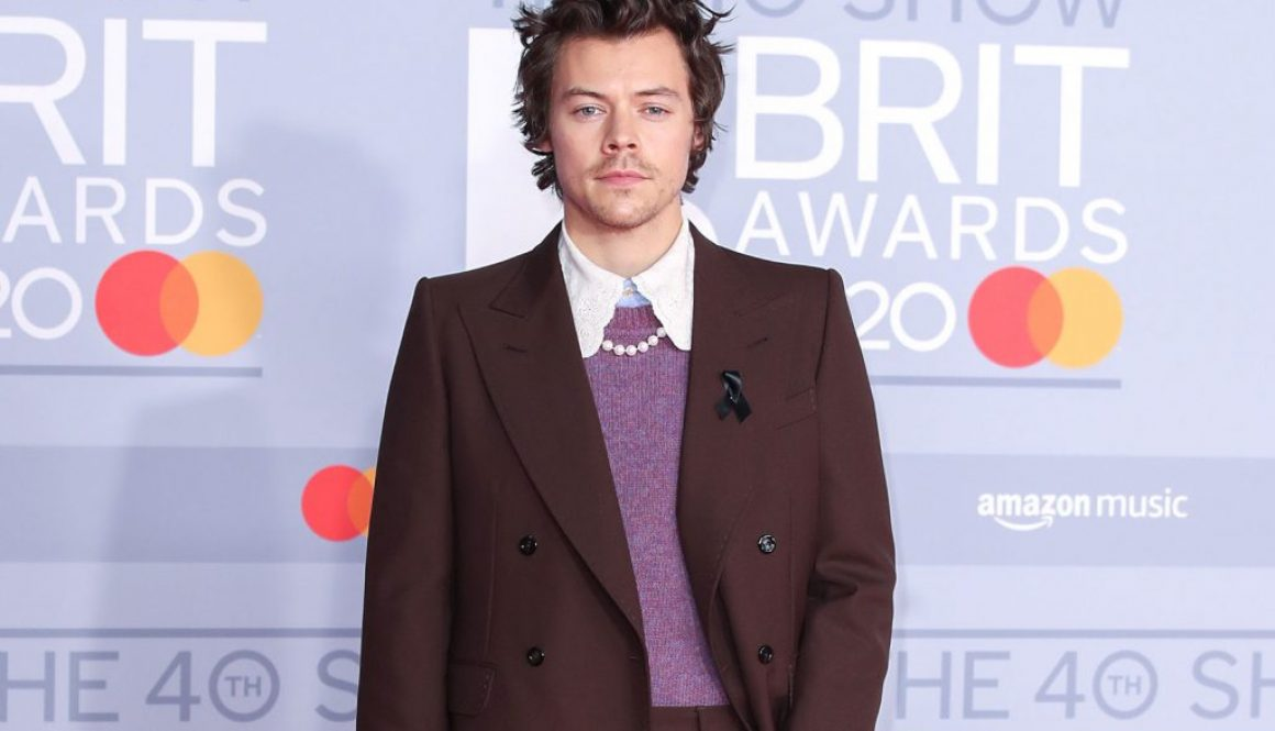 Which of Harry Styles' Clue-Inspired Outfits at the 2020 Brit Awards Was Your Favorite? Vote!