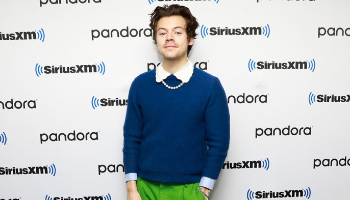 Harry Styles Talks Taylor Swift, Zayn, Being Robbed at Knifepoint on 'Howard Stern'
