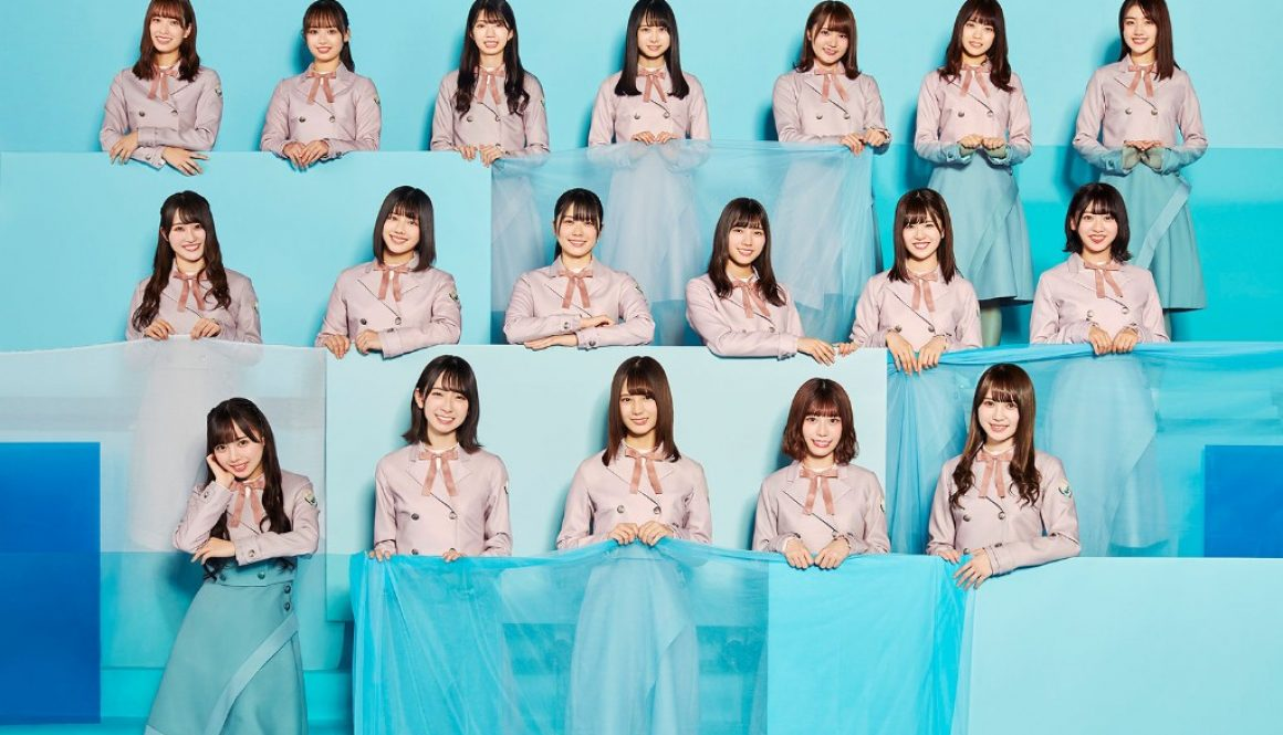 Hinatazaka46 Debuts at No