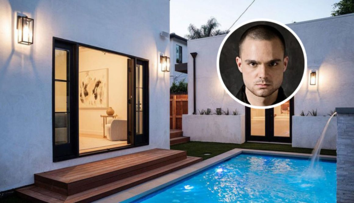 Jamie Iovine Buys Beverly Grove Starter House
