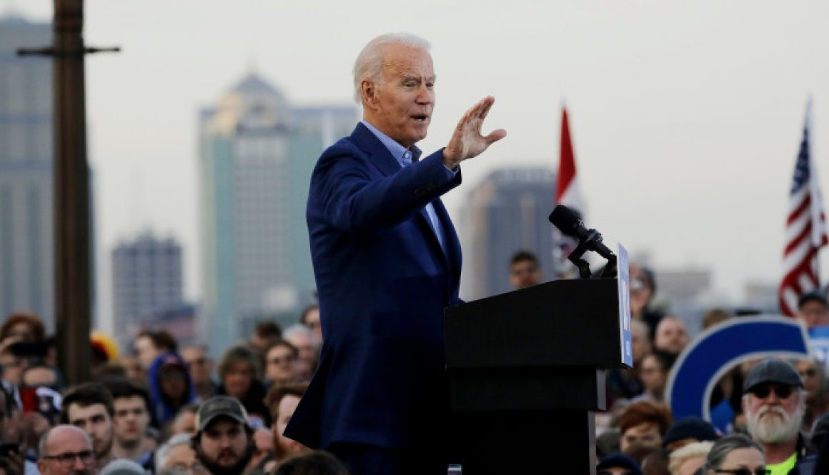 Joe Biden Wins Mississippi and Missouri as Four Other States Vote