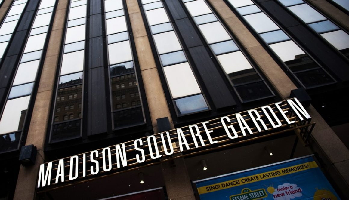Madison Square Garden Company Set to Spin Off Entertainment Business
