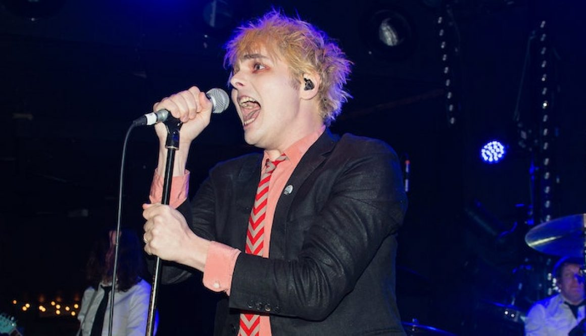 My Chemical Romance's Gerard Way Shares Four New Solo Songs: Listen